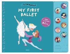 Cover-Bild zu Galloux, Christelle: My First Ballet Music Book