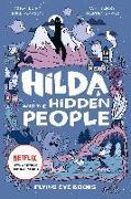 Cover-Bild zu Pearson, Luke: Hilda and the Hidden People. TV Tie-In