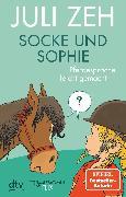 Cover-Bild zu Zeh, Juli: Socke und Sophie - Pferdesprache leicht gemacht (eBook)