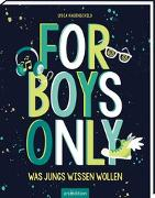 Cover-Bild zu Hauenschild, Lydia: For Boys only