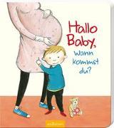 Cover-Bild zu Hauenschild, Lydia: Hallo Baby, wann kommst du?