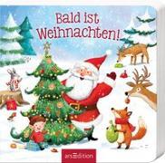 Cover-Bild zu Hauenschild, Lydia: Bald ist Weihnachten!