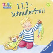 Cover-Bild zu Hauenschild, Lydia: 1, 2, 3 - Schnullerfrei!