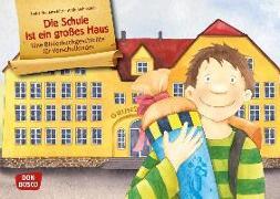 Cover-Bild zu Hauenschild, Lydia: Die Schule ist ein großes Haus