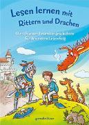 Cover-Bild zu Färber, Werner: Lesen lernen mit Rittern und Drachen