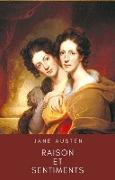 Cover-Bild zu Austen, Jane: Raison et Sentiments (Édition intégrale) (eBook)