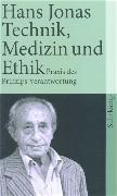 Cover-Bild zu Technik, Medizin und Ethik von Jonas, Hans