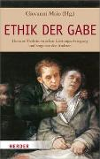 Cover-Bild zu Ethik der Gabe von Maio, Giovanni (Hrsg.)