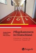 Cover-Bild zu Pflegekammern in Deutschland von Schröck, Ruth