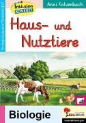 Cover-Bild zu Haus- und Nutztiere (eBook) von Kolvenbach, Anni