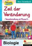 Cover-Bild zu Zeit der Veränderung von Kolvenbach, Anni