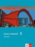 Cover-Bild zu Ballin, Susanne: Cours intensif 3. Passerelle. Schülerbuch