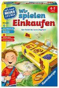 Cover-Bild zu Ravensburger 24985 - Wir spielen Einkaufen - Spielen und Lernen für Kinder, Lernspiel für Kinder ab 4-7 Jahren, Spielend Neues Lernen für 2-4 Spieler von Teubner, Marco