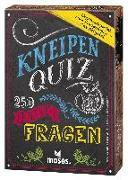 Cover-Bild zu Kneipenquiz Neue Fragen von Teubner, Marco