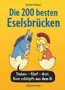 Cover-Bild zu Die 200 besten Eselsbrücken - merk-würdig illustriert von Pautner, Norbert