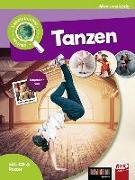 Cover-Bild zu Leselauscher Wissen: Tanzen (inkl. CD & Poster) von Lipzig, Aileen van