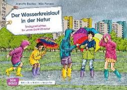 Cover-Bild zu Der Wasserkreislauf in der Natur. Kamishibai Bildkartenset von Boetius, Jeanette