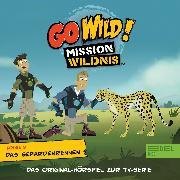 Cover-Bild zu Folge 8: Das Gepardenrennen / Der Alarm der Nasenaffen (Das Original Hörspiel zur TV-Serie) (Audio Download) von Karallus, Thomas