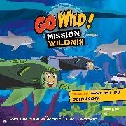 Cover-Bild zu Folge 18: Sprichst du Delfinisch? / Die Tortuga lernt schwimmen! (Das Original-Hörspiel zur TV-Serie) (Audio Download) von Lueck, Andreas
