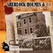Cover-Bild zu Sherlock Holmes & Co, Folge 8: Loge 341 (Audio Download) von Winter, Markus