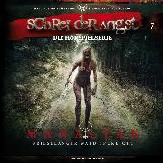 Cover-Bild zu SDA 7 - Manaltak (Audio Download) von Gambino, Sandra