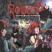 Cover-Bild zu Ein Fall für die Rosen, Folge 3: Das Erbe des Märchenkönigs (Audio Download) von Winter, Markus