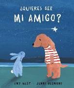 Cover-Bild zu Hest, Amy: ¿Quieres ser mi amigo?