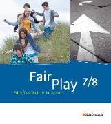 Cover-Bild zu Fair Play 7/8. Ethik/Praktische Philosophie. Schülerband von Hanraths, Ulrike