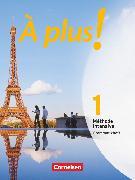 Cover-Bild zu À plus ! Méthode intensive, Band 1, Grammatikheft von Gregor, Gertraud