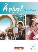 Cover-Bild zu À plus !, Nouvelle édition / Méthode intensive - Nouvelle édition, Charnières, Schülerbuch, Kartoniert von Gregor, Gertraud