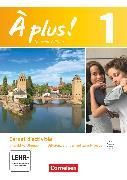 Cover-Bild zu À plus !, Nouvelle édition, Band 1, Carnet d'activités mit interaktiven Übungen auf scook.de , Mit Audios online und eingelegtem Förderheft von Friebe, Mirjam