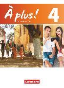 Cover-Bild zu À plus !, Nouvelle édition, Band 4, Schülerbuch, Kartoniert von Gregor, Gertraud