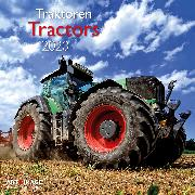 Cover-Bild zu Tractors 2020 Int.