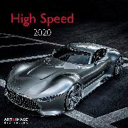 Cover-Bild zu High Speed 2020 Int.