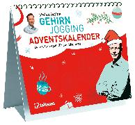 Cover-Bild zu Stefan Heine Gehirnjogging-Adventsk. für Erw.2019