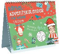 Cover-Bild zu Stefan Heine Rätsel-Adventskal. für Kinder 2019