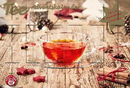 Cover-Bild zu Tee-Adventskalender 2020