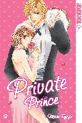 Cover-Bild zu Private Prince - Band 2 (eBook) von Enjoji, Maki