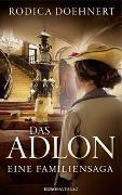 Cover-Bild zu Das Adlon von Doehnert, Rodica