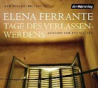 Cover-Bild zu Tage des Verlassenwerdens von Ferrante, Elena