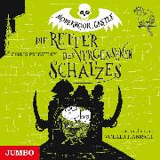 Cover-Bild zu Modermoor Castle. Die Retter des vergessenen Schatzes (Audio Download) von Priestley, Chris