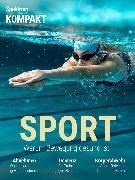 Cover-Bild zu Spektrum Kompakt - Sport (eBook) von Wissenschaft, Spektrum der