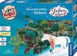 Cover-Bild zu Story-Puzzle: Sternenschweif - Das verschwundene Einhorn
