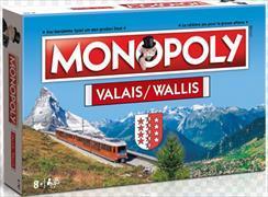 Cover-Bild zu Monopoly Wallis / Valais