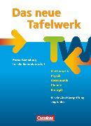 Cover-Bild zu Das neue Tafelwerk, Formelsammlung für die Sekundarstufe I, Westliche Bundesländer - Ausgabe 2011, Schülerbuch
