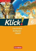 Cover-Bild zu Klick! Geschichte, Erdkunde, Politik, Westliche Bundesländer, 6. Schuljahr, Arbeitsheft - Lehrerfassung von Fink, Christine