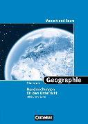 Cover-Bild zu Geographie Oberstufe. Handreichungen für den Unterricht von Fischer, Peter