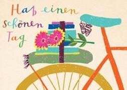 """Cover-Bild zu Claire Karte """"Tag"""" von Zintenz"""