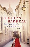 Cover-Bild zu Die Liebesbriefe von Montmartre von Barreau, Nicolas