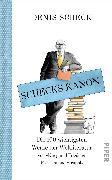 Cover-Bild zu Schecks Kanon von Scheck, Denis